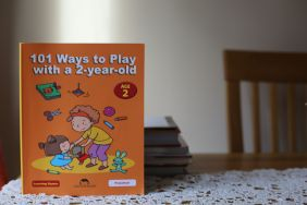 101 Ways to play with a 2 year-old