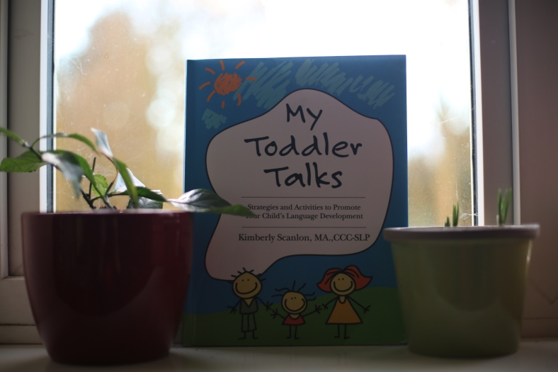 My toddler talks_book recommendation