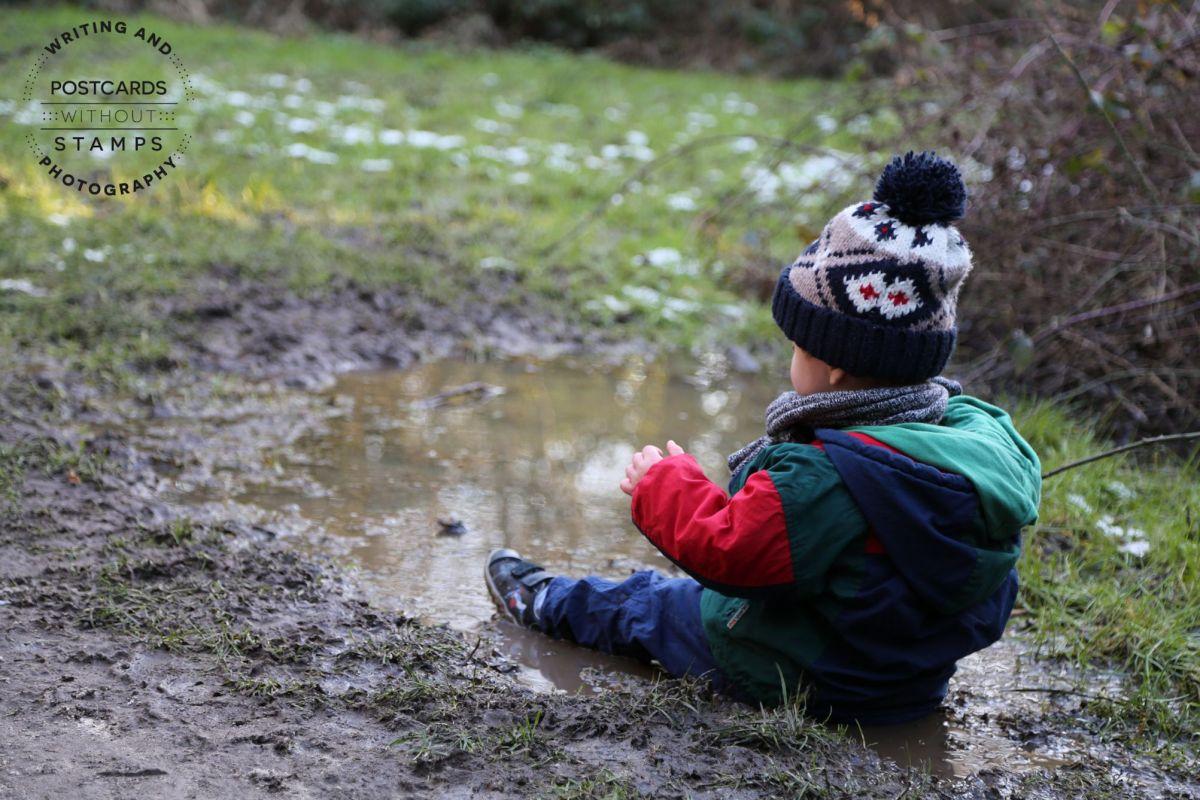 Liking rain: Photo Essay