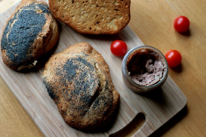 Poppy-seed Bread