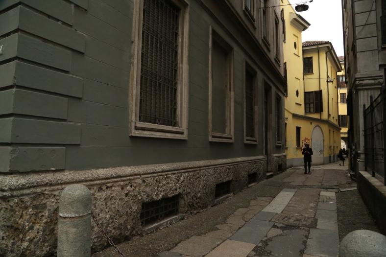 Milan street 2