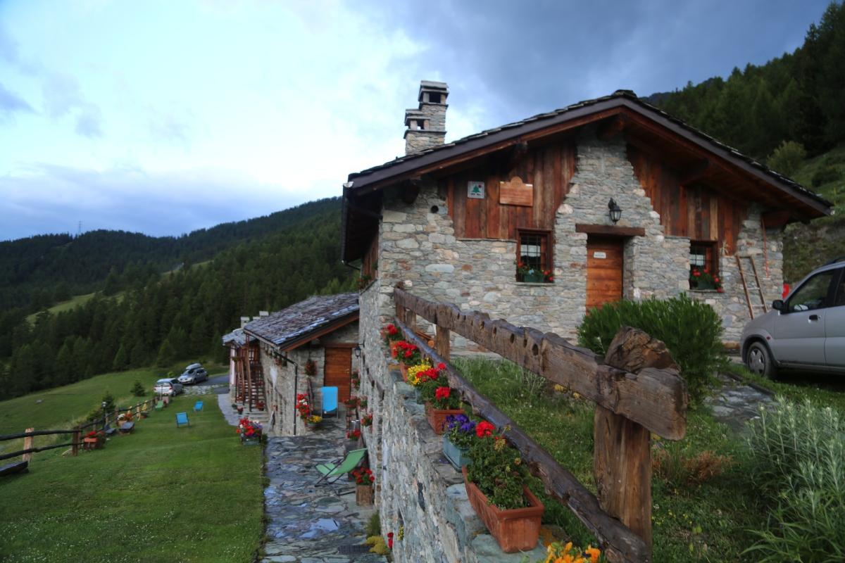 Les Vieux Alpages, Agriturismo, Aosta